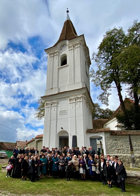 Felsőrákos Church Group Nov 2020